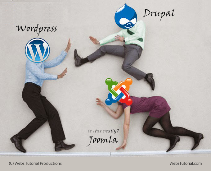 Drupal And Other CMS Platforms