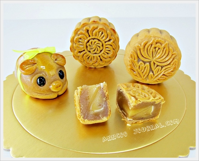 Easy Mooncake Images : Handmade Piggy Mooncakes ???? Anncoo Journal - Come for ...