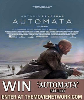 TMN's  'Automata' Blu-Ray Giveaway