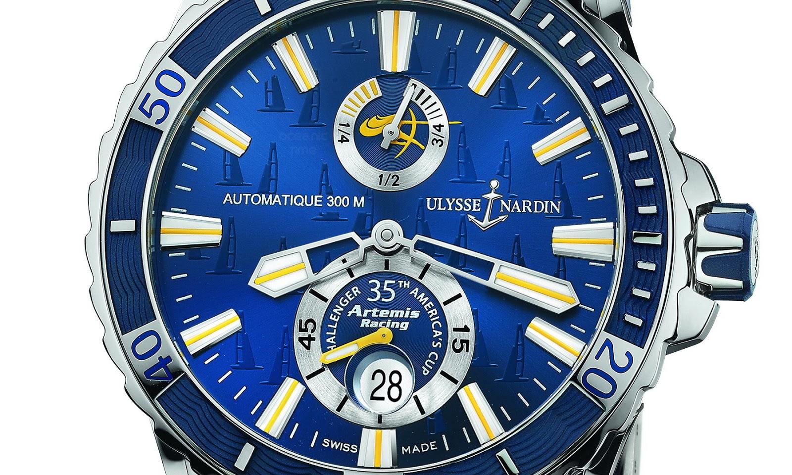 Купить часы ulysse nardin marine копия