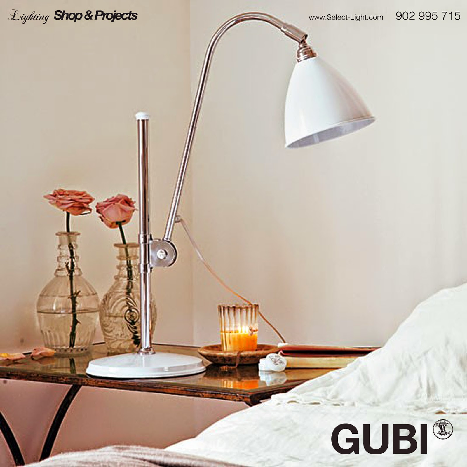 The Beslite Colletion By Gubi