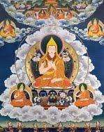 Lama Tsongkhapa & Disciples