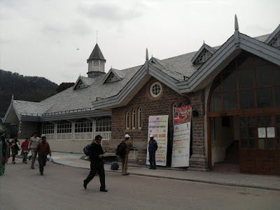 Shimla museum in Himachal province