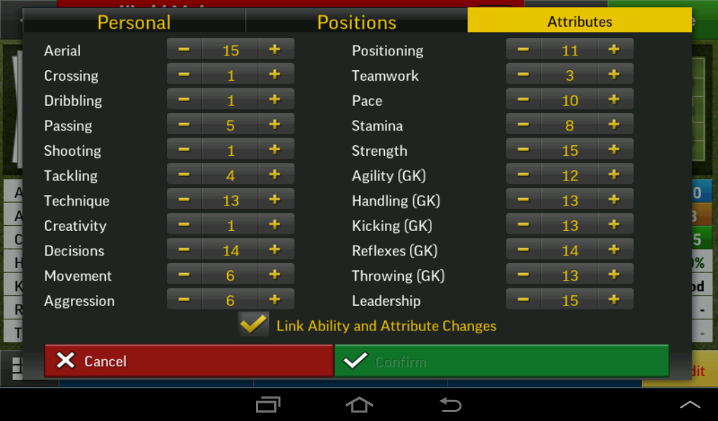 Football Manager Handled 2015 Full Apk MOD