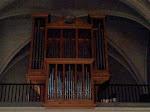 L'orgue du couvent des Dominicains à Montpellier