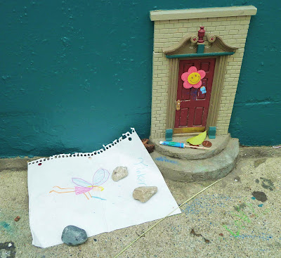 Ann Arbor Fairy Door