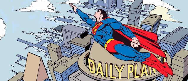 Superman Daily Planet E1350936192387
