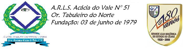 A.R.L.S. Acácia do Vale N° 51