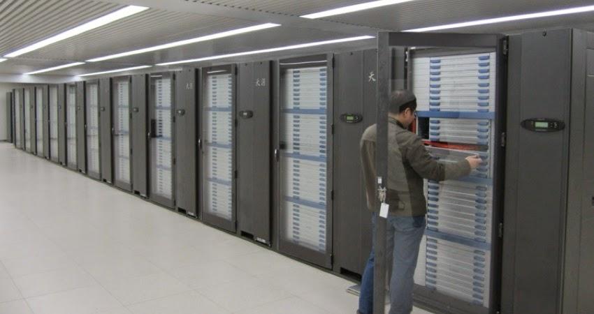 Tianhe-1A (National Supercomputing Center, China)