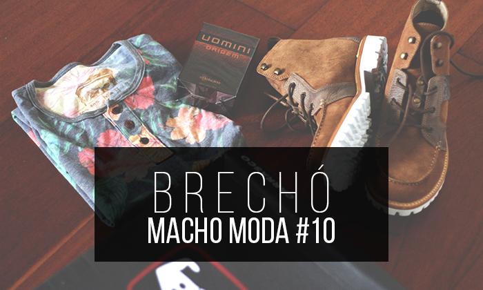06ca4661774 Macho Moda - Blog de Moda Masculina  Brechó Macho Moda  10 - Bota ...