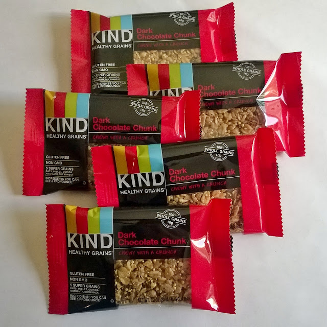 Kind bars dark chocolate chunk