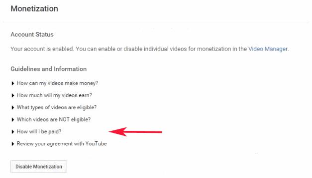 Cara Mendaftar AdSense Melalui YouTube - Tutorial Lengkap