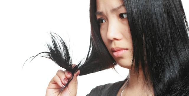 Réchapper des cheveux abîmés