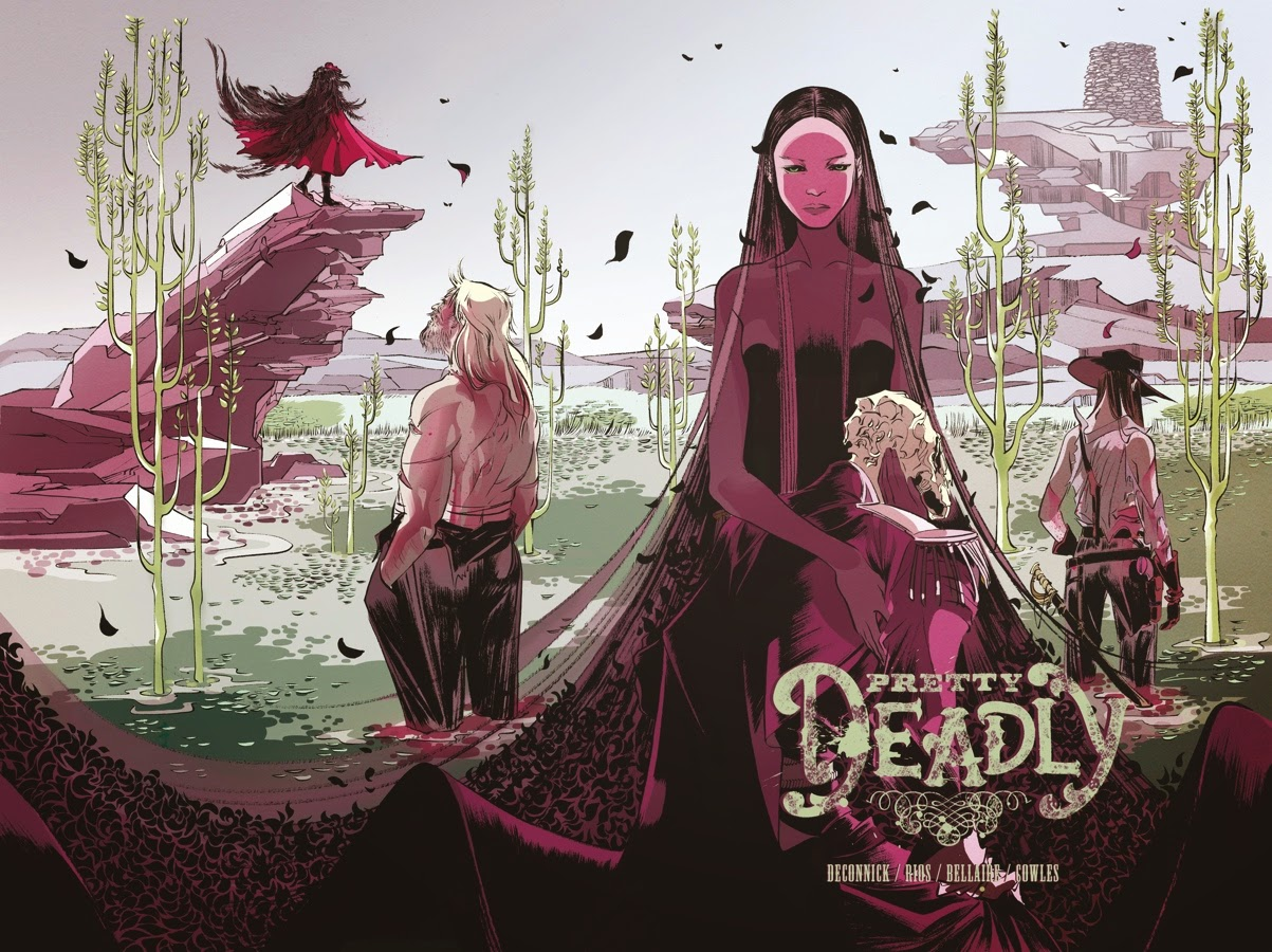 Pretty Deadly - Kelly Sue DeConnick - Emma Rios