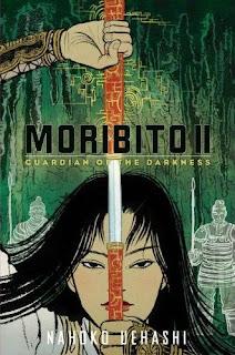 Moribito II cover