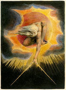 Doors name history - William Blake - Ancient of days