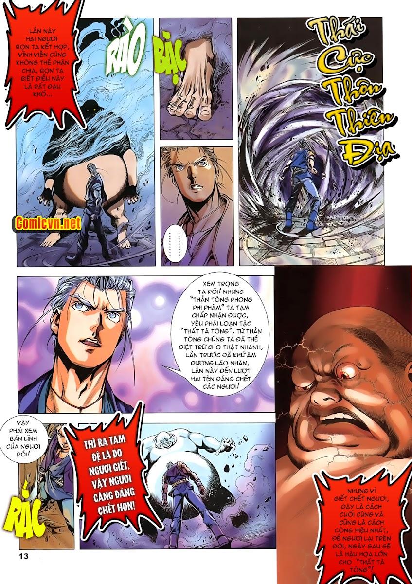 Lục Đạo Thiên Thư chap 11 - Trang 12