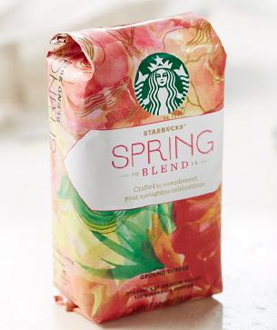 Starbucks Spring Giveaway