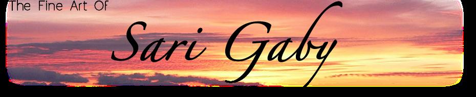 The Fine Art of Sari Gaby