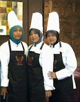 Chef Bagus Marriot Hotel