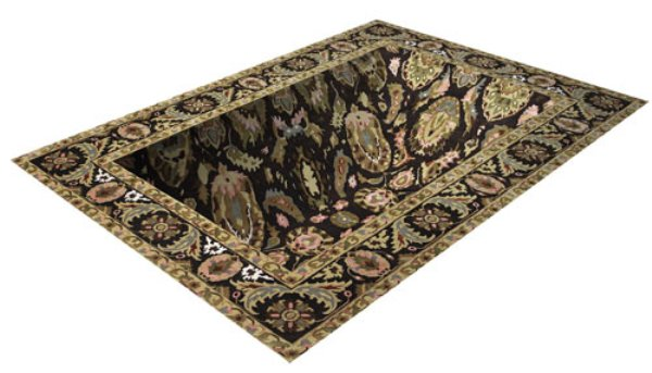Traditional rugs for home decorating
