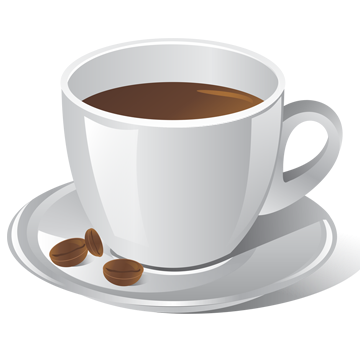 Coffee And Cake Clip Art