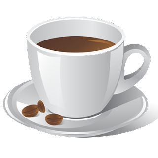 Coffee Cup vector illustration with transparent element