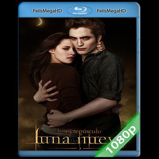 La saga Crepúsculo: Luna Nueva (2009) 1080P HD MKV ESPAÑOL LATINO