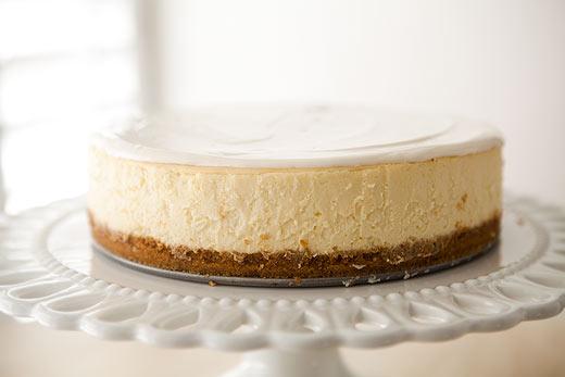 How To Make Cheesecake- Video Demo