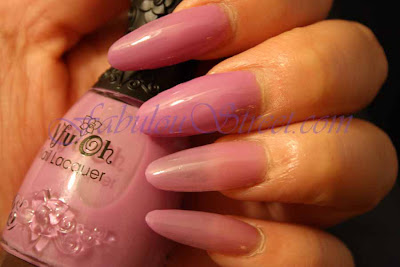 Nfu Oh USA Nfu Oh Jelly Syrup Series Color Swatch JS11