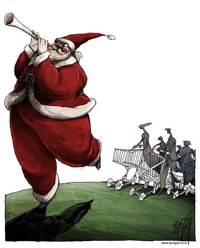 Links para alegrar os malditos consumistas do Natal.