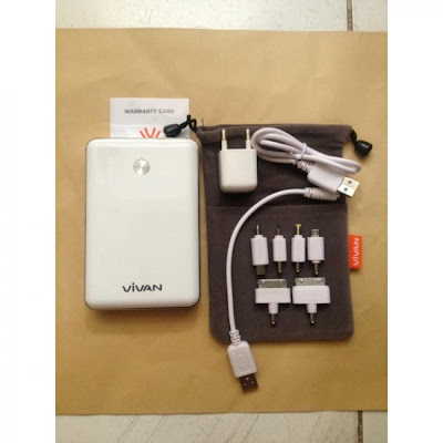 Jual Power Bank Vivan IP-S11 11000mAh