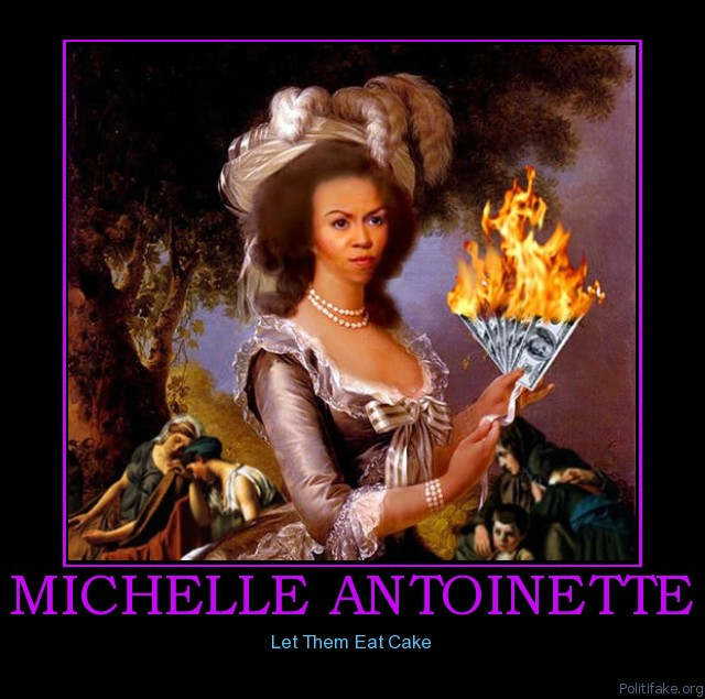 let them eat cake michelle