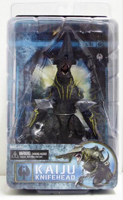 NECA Pacific Rim Knifehead Kaiju Figure