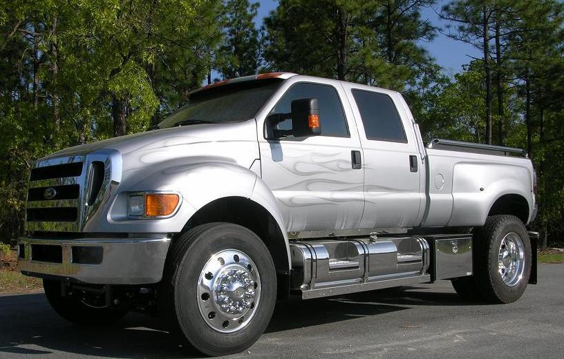 Ford F650 Big Truck Ii