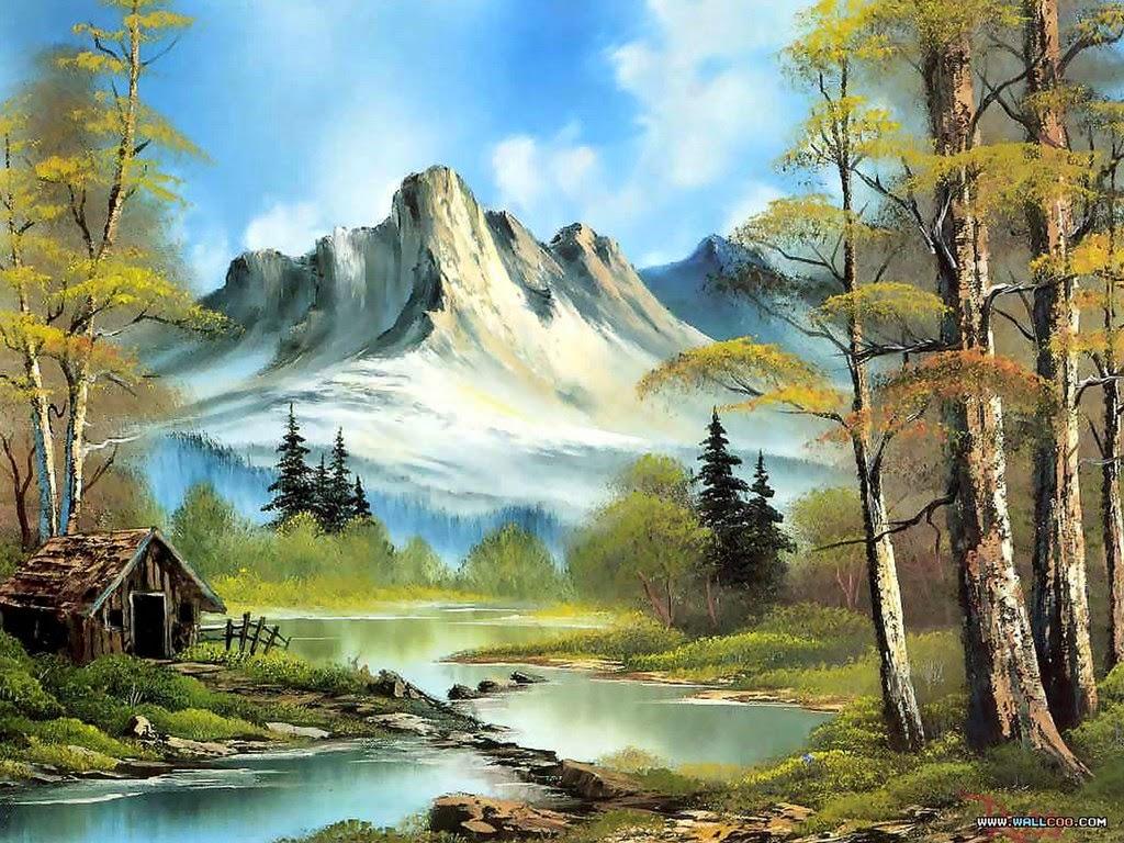 paisajes-al-oleo-de-bob-ross-fotografias