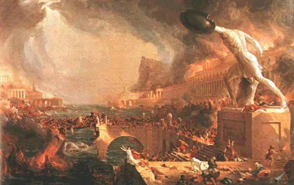 Decline+of+the+Roman+Empire+ +Fall+of+Rome WHO DESTROYED THE MIDDLE CLASS   PART 2