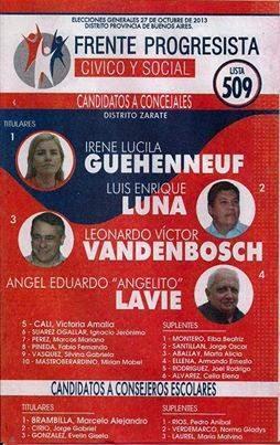 Elecciones Generales 2013