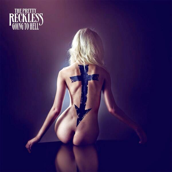 The Pretty Reckless - Going To Hell - album - cover