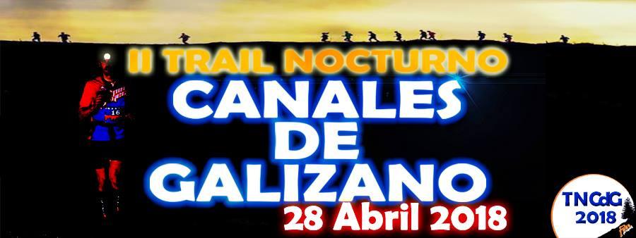 II Trail Nocturno Canales de Galizano