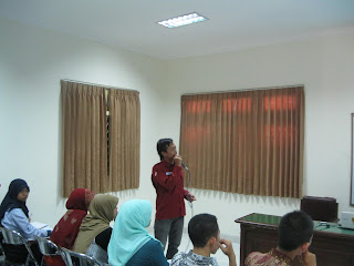Character Building Training oleh HMPG
