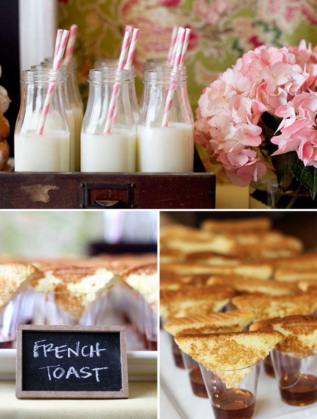san diego style weddings style inspiration bridal shower With wedding shower brunch ideas