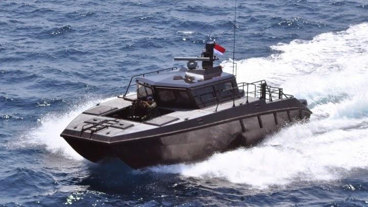 Kapal Perang Buatan Indonesia Asal Banyuwangi Di Borong Oleh Bangladesh