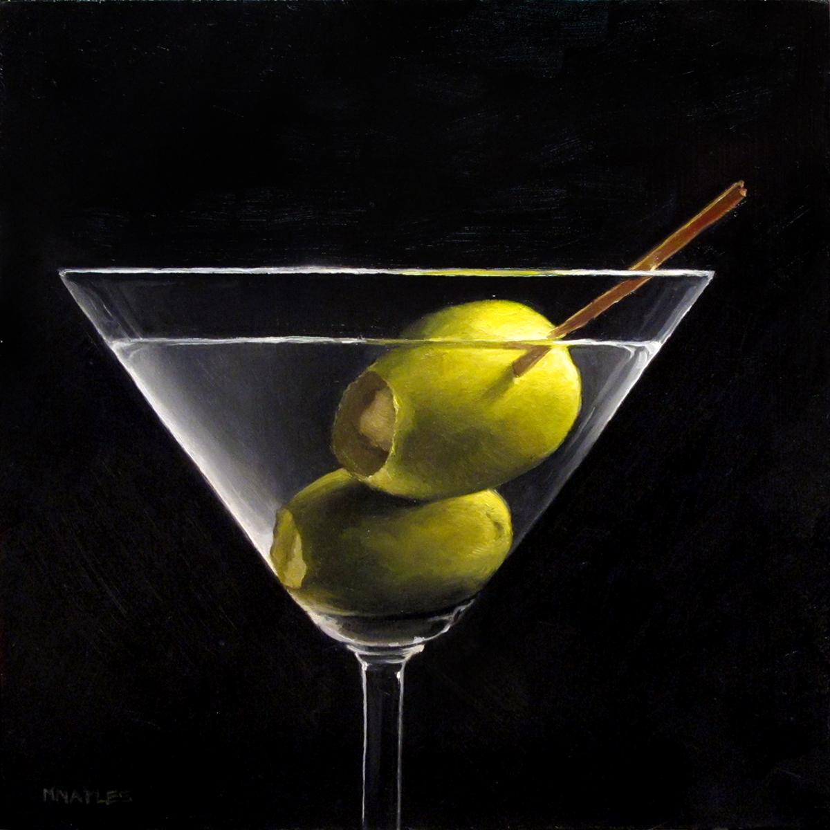 MICHAEL NAPLES: Dirty Martini