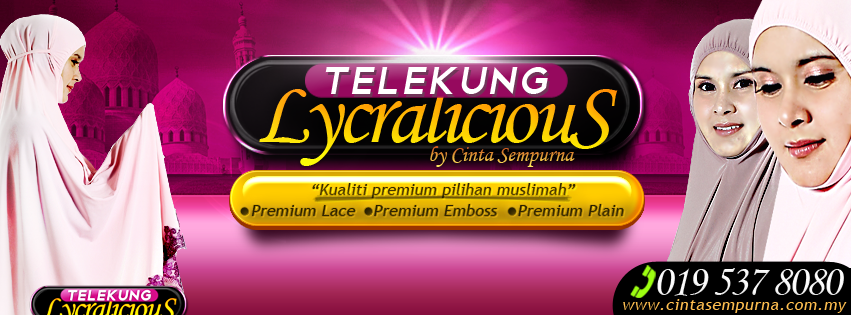 Lycralicious Collection                                                 by Cinta Sempurna
