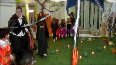 desfile fiesta halloween