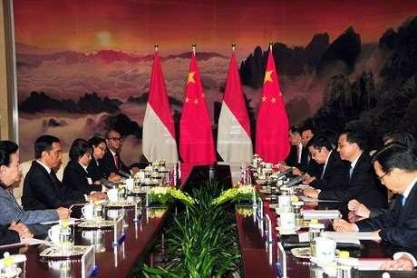 Pidato Jokowi di Beijing