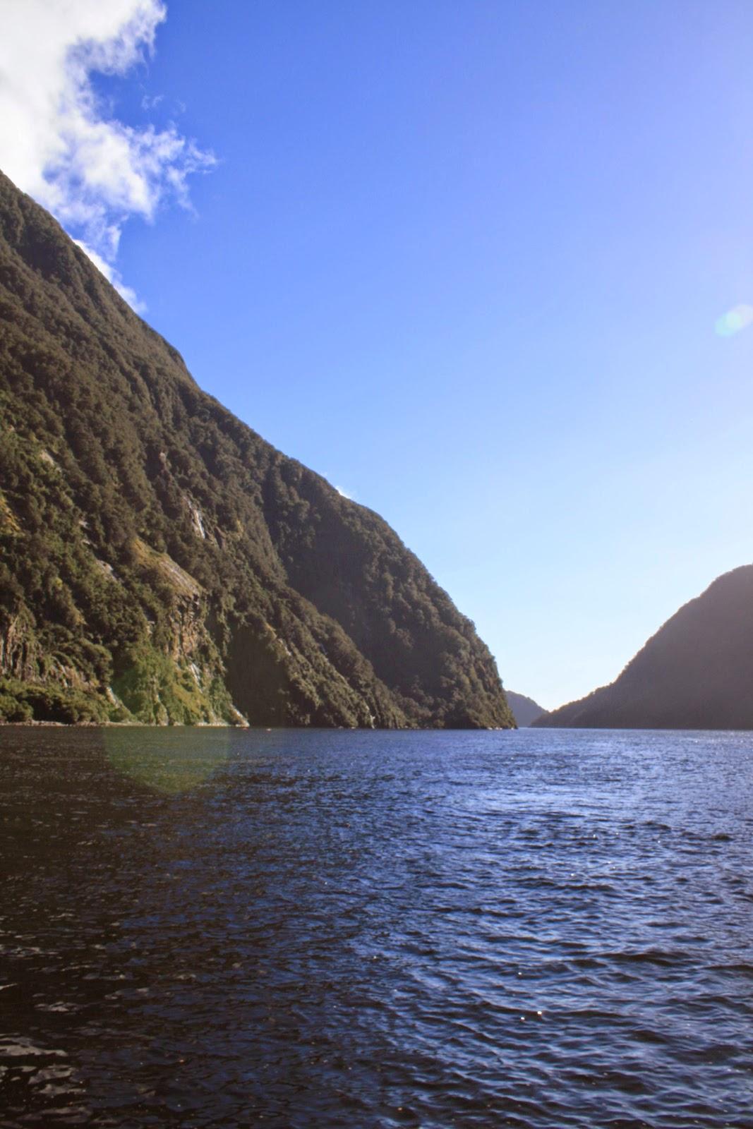 Milford Sound, South Island.