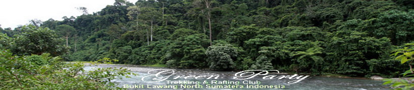 Green Party 67 - ( Monkey Tour ) -  BUKIT LAWANG