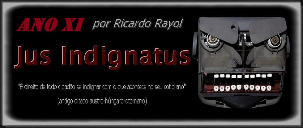 Jus Indignatus por Ricardo Rayol